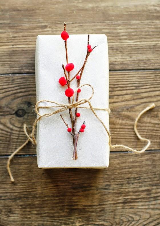 Cmo envolver un regalo sin papel de regalo  Manualidades
