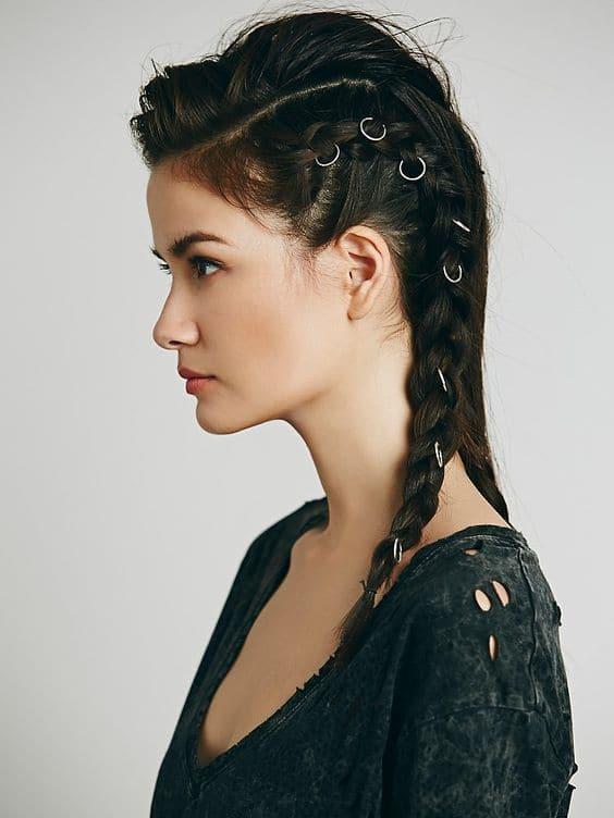 Hair Ring O Como Los Anillos Pueden Ser El Accesorio