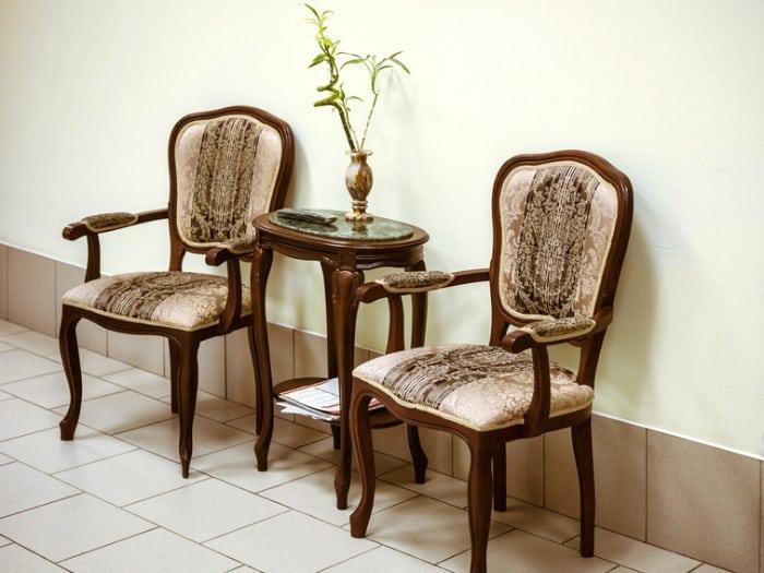 Muebles y adornos coloniales  Decoracion en el hogar
