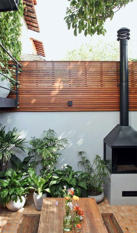 Decoracin de terrazas y jardn  Decoracion en el hogar