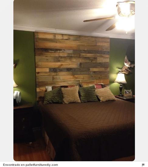 34 ideas de cabeceros de cama originales que puedes hacer