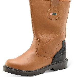 Premium Rigger Boots Tan