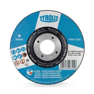 Tyrolit 115mm Grinding disc