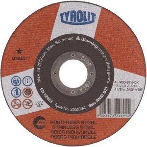 Tyrolit 115mm micro disc