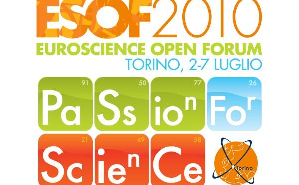 ESOF 2010 logo