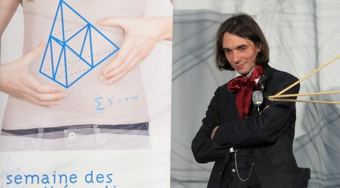 Cedric Villani: Scientists are trained to solve difficult problems