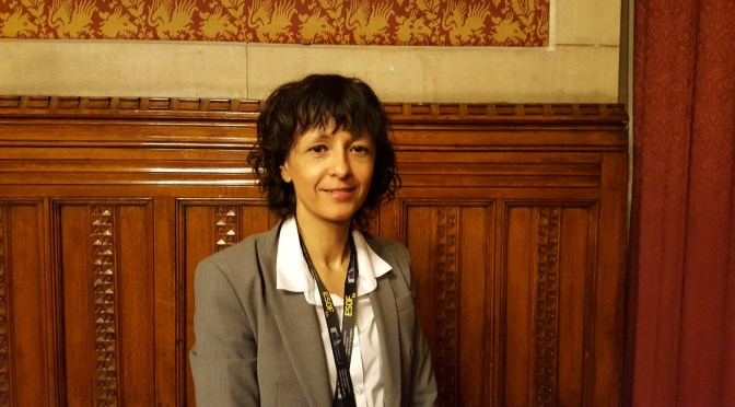 Emmanuelle Charpentier: European research funding could do with less red tape