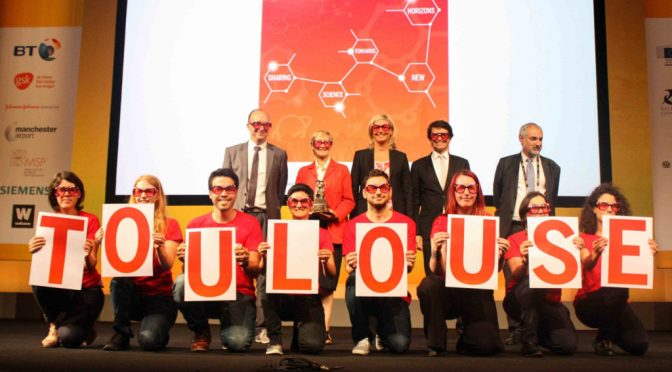 ESOF 2018: From Manchester to Toulouse