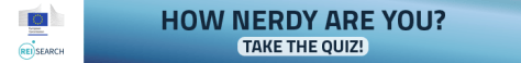 How nerdy are you? Take the quiz!