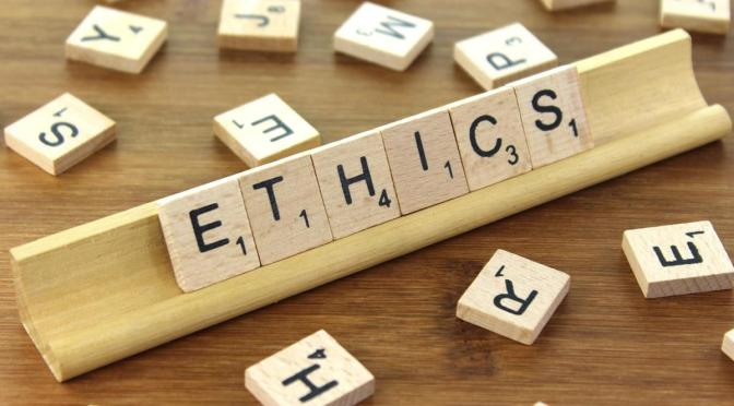 Ethics in research issues