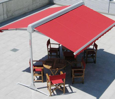 Euroserre Italia Tende da sole per ristorazione Tende solari per mercati e manifestazioni