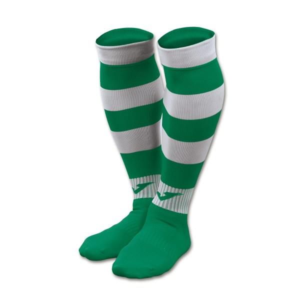 Joma Zebra Football Socks Pack Of 4 - Euro Soccer Company