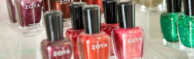 Esthetics - manicure nail polish