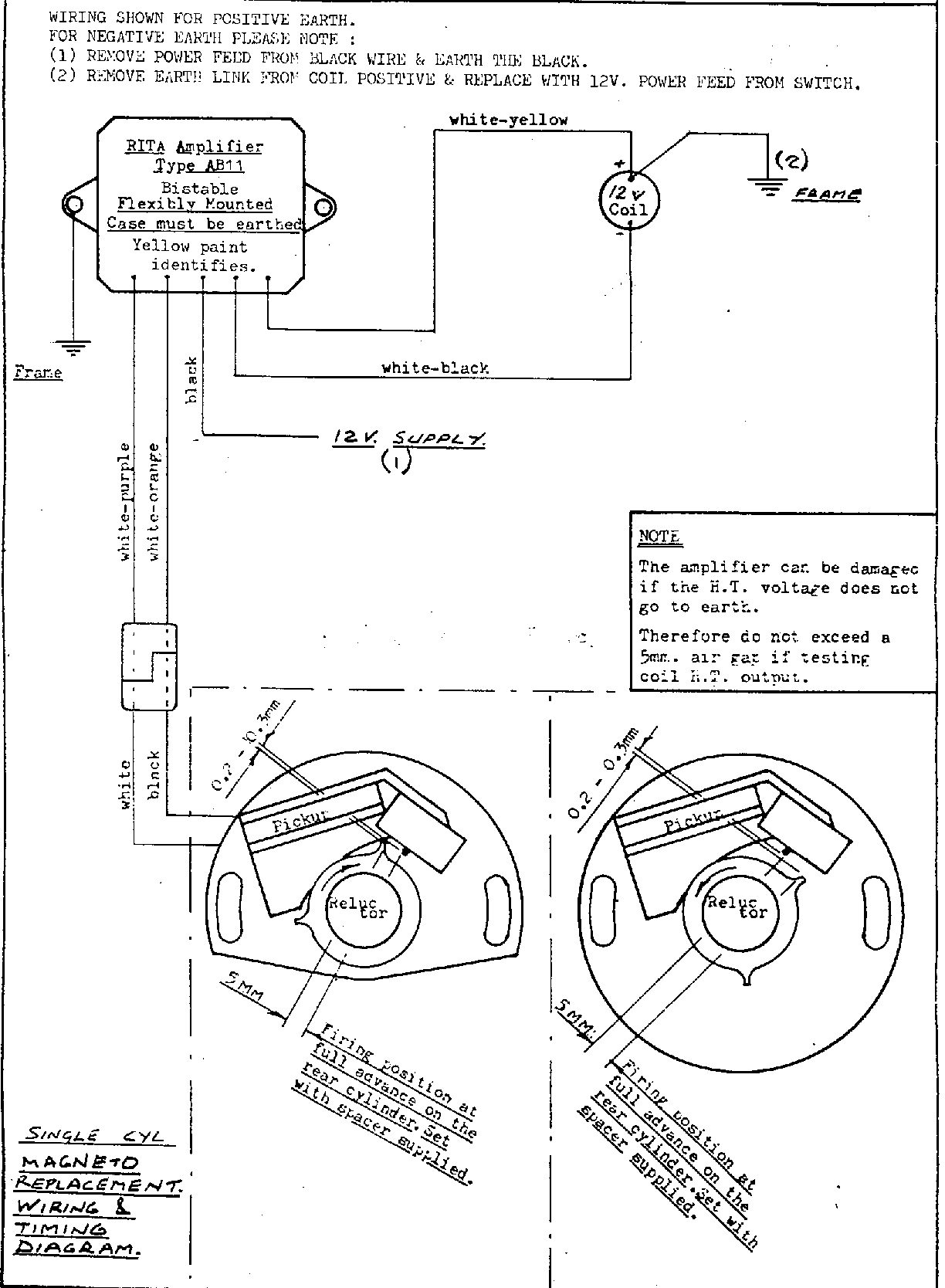 Lycoming Magneto Wiring Diagram : 31 Wiring Diagram Images
