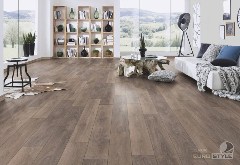Classic Laminate Floors  Castle Oak  EUROSTYLE Flooring