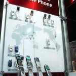 SANYO presented a series of 3G phones and concept phones. Later (2007/2008), after a failed Sanoy-Nokia joint venture had been dissolved, SANYO sold the mobile phone division to Kyocera and ended mobile phone production.