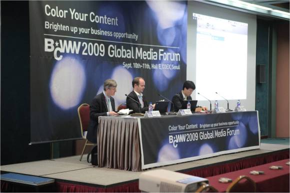 Evolution of TV and social TV (Keynotes at BCWW2009 Global Media Forum, Seoul, Korea Sept. 10, 2009)