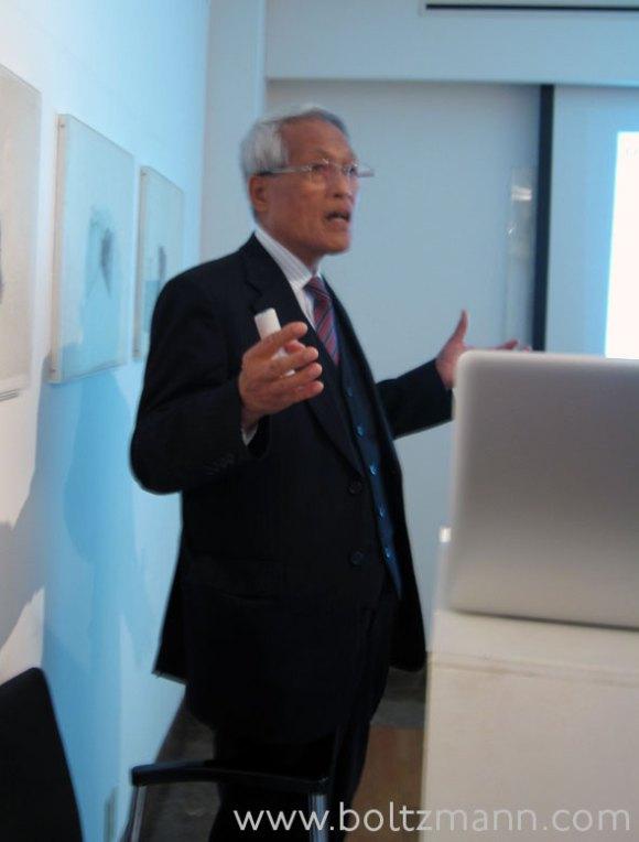 Haruo Kawahara, Chairman of JVCKenwood