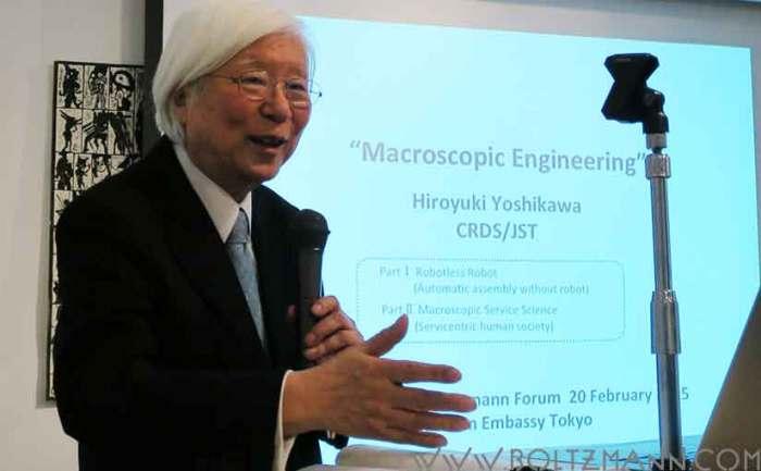 Hiroyuki Yoshikawa  Macroscopic Engineering