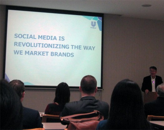 Ray Bremner, President & CEO of Unilever Japan: Social Media is revolutionizing the way we market brands