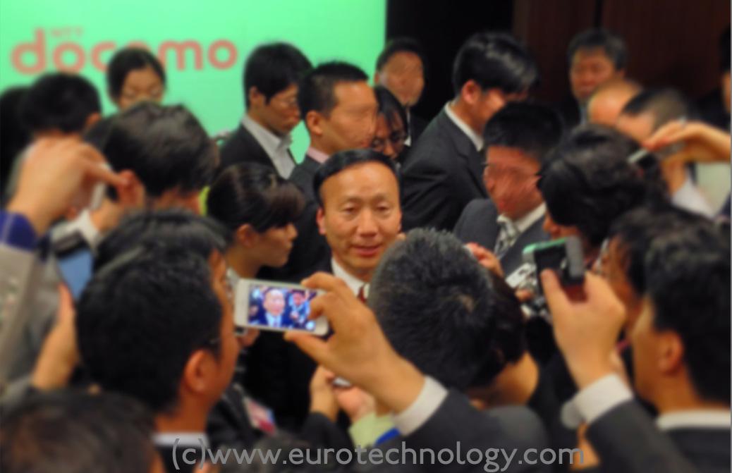 Docomo financial report: Kaoru Kato, CEO of NTT-Docomo