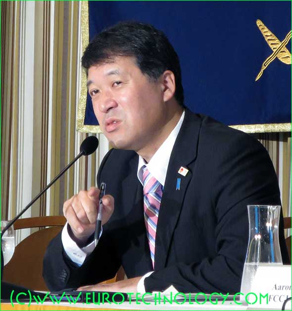 Nuclear safety - Governor of Niigata Prefecture Hirohiko Izumida comments on his experience with the world's largest nuclear power plant Kashiwazaki-Kariwa