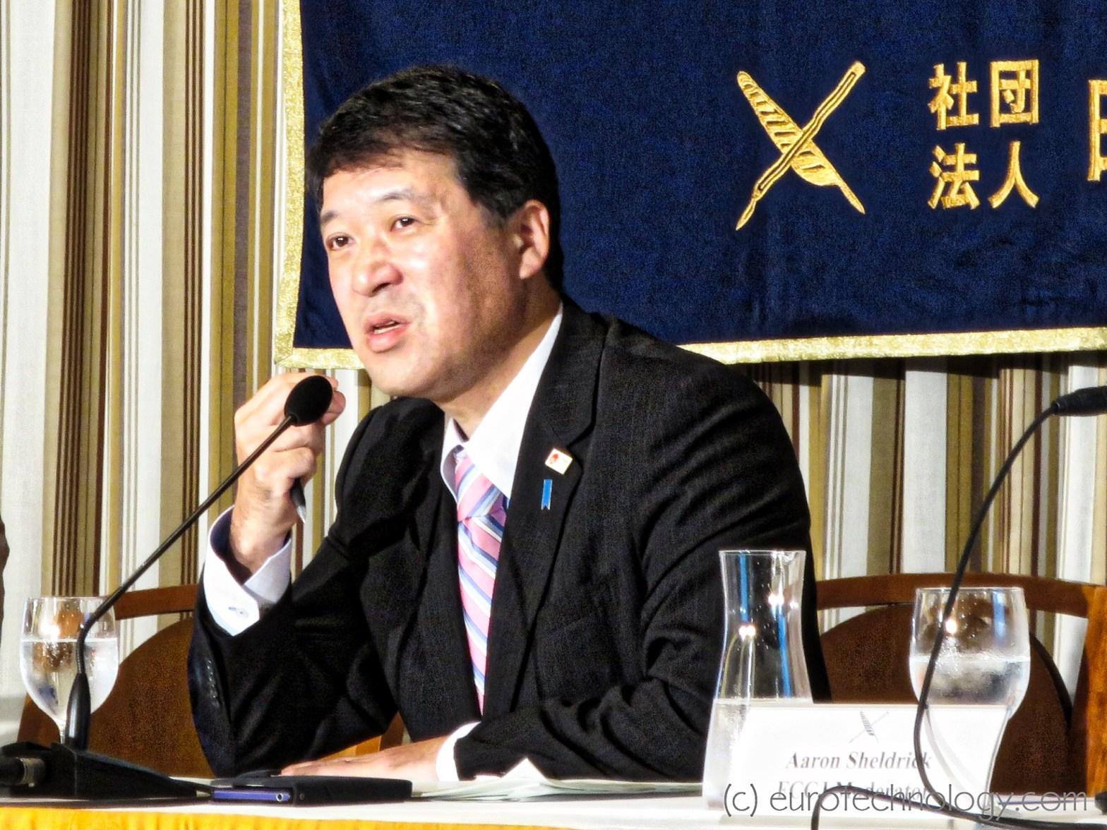 Nuclear safety - Niigata Governor Hirohiko Izumida