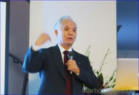 Michinari Hamaguchi<br />President, Japan Science and Technology Agency and<br />President emeritus, Nagoya University<br />