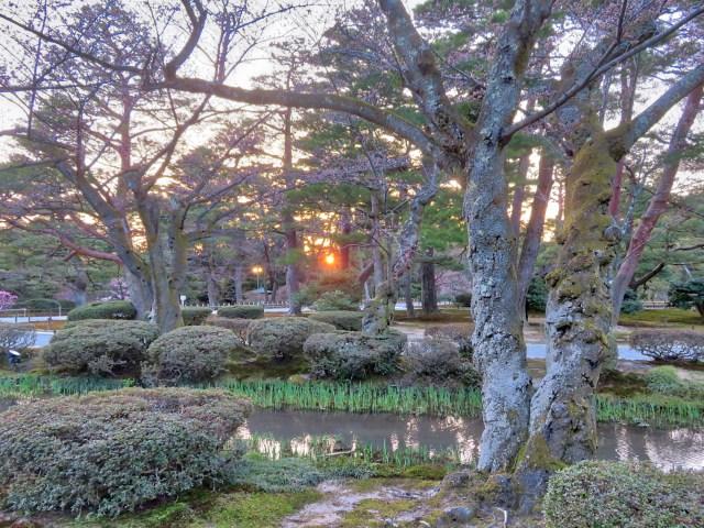 Kanazawa Rokakoen