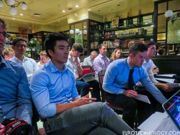 International Nanotechnology Symposium: 21 University of Cambridge nanotechnology researchers in Tokyo meeting Japanese companies, 16 September 2019
