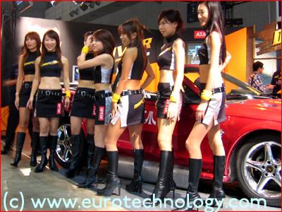 ATARI at Tokyo Game Show TGS2004