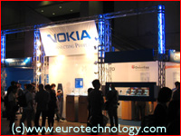 NOKIA exhibiting at Tokyo Game Show TGS2004