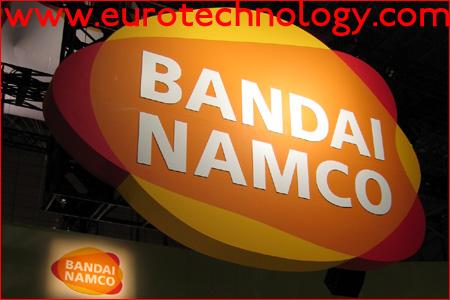 Bandai and Namco merged - at Tokyo Game Show 2005