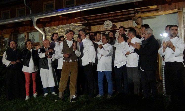 Si festeggia il Bitto a La Fiorida Sinergia tra Euro-Toques e produttori