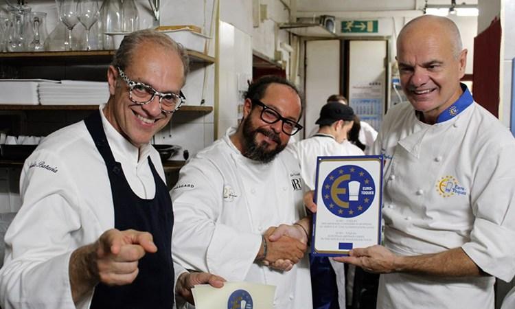 Torino incontra Mosca Altra cena internazionale per Euro-Toques