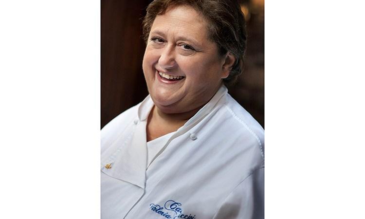 Valeria Piccini, 40 anni da Caino Cucina toscana, vera e contemporanea