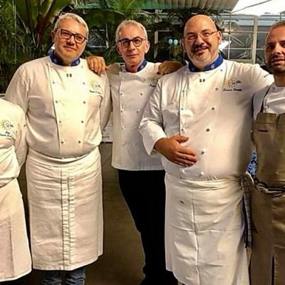 Euro-Toques Sicilia scende in campo <br>Alta cucina alla 4ª Fundraising Dinner