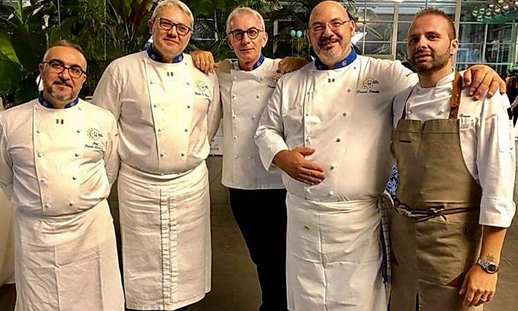 Euro-Toques Sicilia scende in campo Alta cucina alla 4ª Fundraising Dinner