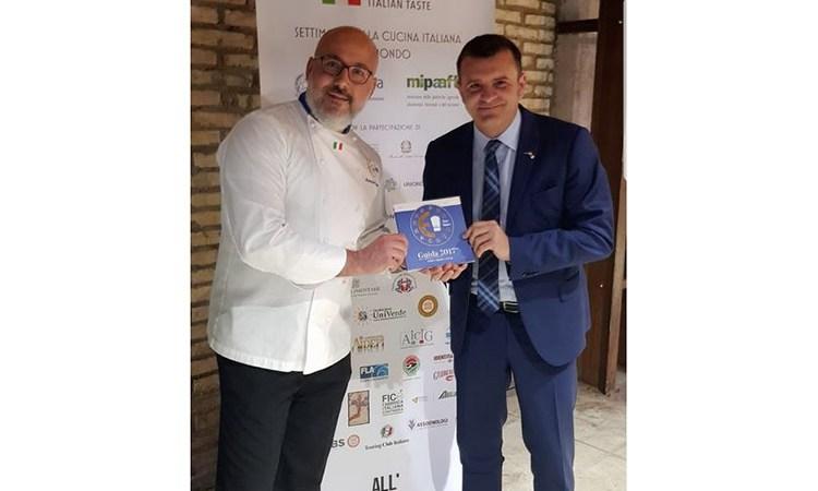 Euro-Toques presente In tour per la Cucina italiana nel mondo
