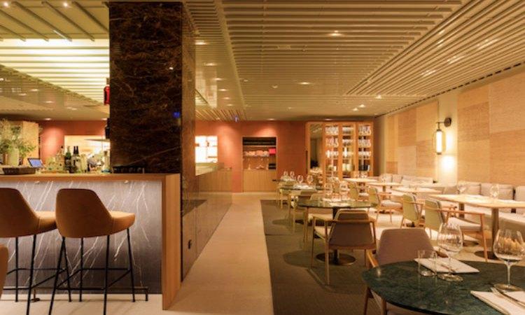 Pastamara al Ritz-Carlton Vienna  Bar con cucina gourmet di Ciccio Sultano