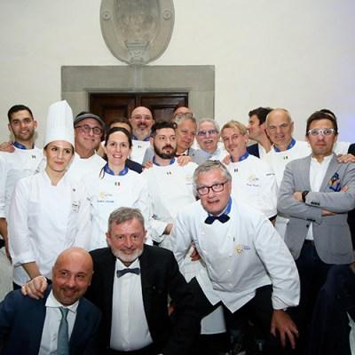 Euro-Toques dà spazio ai giovani <br>Cena di gala firmata dai soci under 35