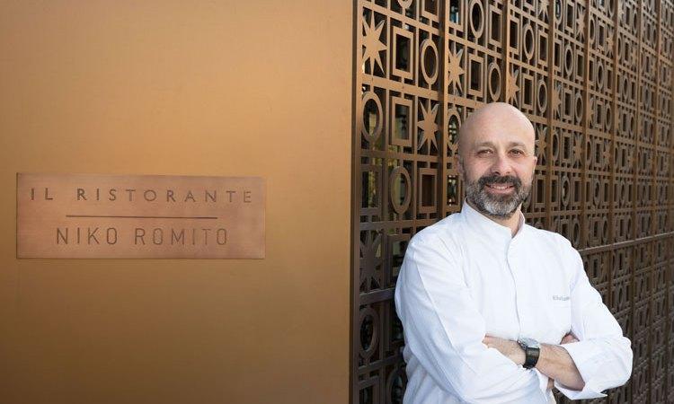 """Il menu di Romito per Bulgari Un """"Grand Tour"""" tra i sapori d'Italia"""