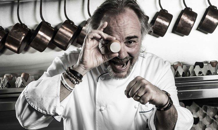 Gli spaghetti alla Carbonara Marco Sacco: «Ricetta per conquistare la Cina»