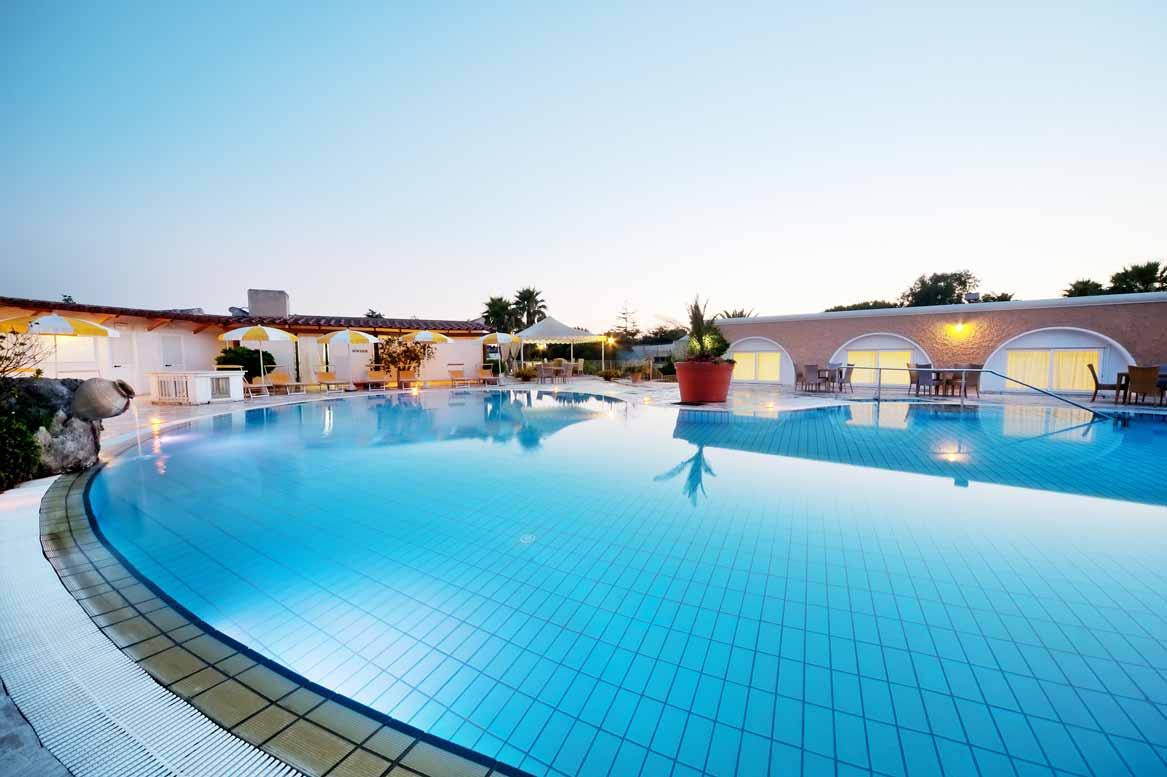 HOTEL PARCO DELLE AGAVI  Forio Ischia Campania  ESTATE INPSIEME 2019