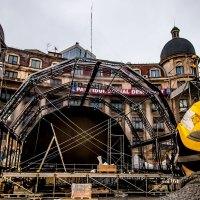 Eurotruss Tunnel Roof