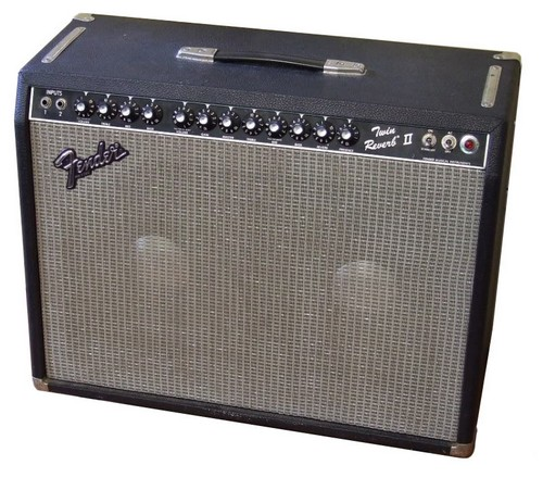 Fender Twin Reverb Ii Standard Retube Kit