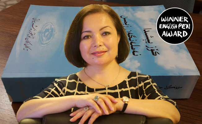 English Pen'den Rahima Mahmut'a 'Örnek Çeviri Ödülü'