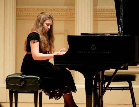 Naomi Druškić - Bosnia & Herzegovina - Eurovision Young Musicians