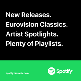 Eurovoix on Spotify