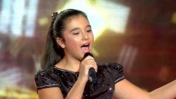 Marija Spasovska, FYR Macedonia. Image source: YouTube